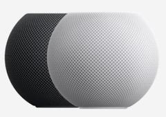 The new Homepod Mini. Image via Apple