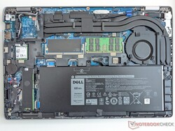 Dell Latitude 14 5411 - Maintenance options