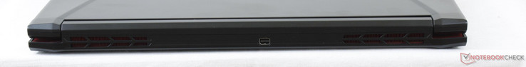 Rear: mini-DisplayPort 1.2