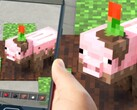 Minecraft Earth now official free to play augmented reality mobile title (Source: Minecraft)