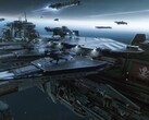 Star Citizen Alpha 3.6 now live - Kraken carrier (Source: Roberts Space Industries)