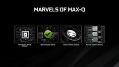 The latest Max-Q cards should be available next year. (Source: NVIDIA)