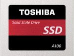 "Toshiba launches 2.5"" A100 SSDs"
