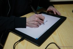 The Wacom MobileStudio: An excellent pen, but somewhat outdated tablet technology