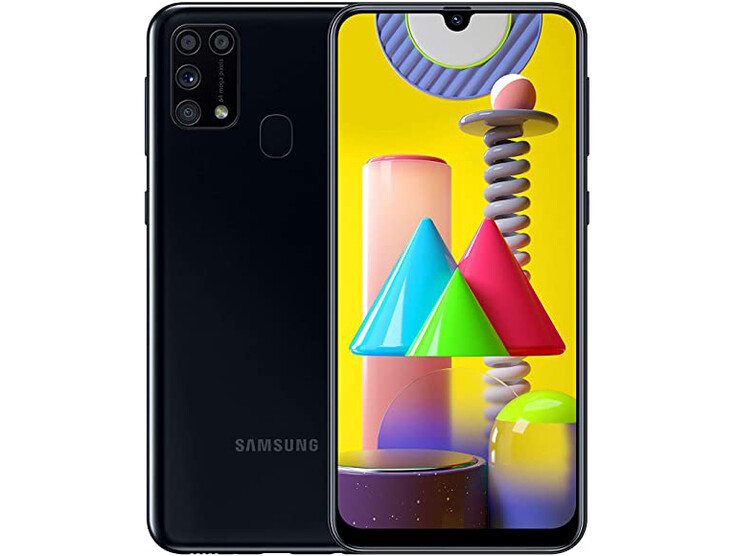 Samsung Galaxy M31 Smartphone Review Average With Some Highlights Notebookcheck Net Reviews