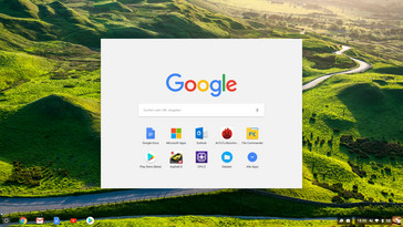 Android Apps preloaded on the Chromebook