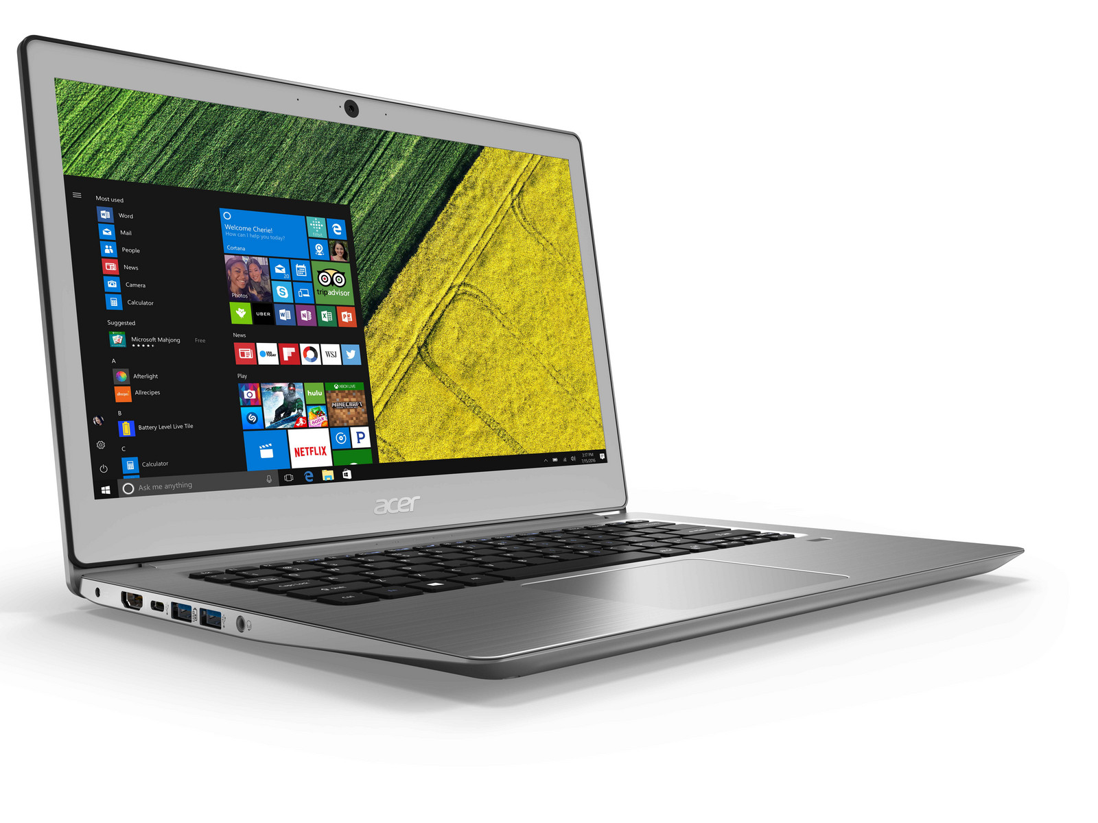 Acer: Ultra-slim Swift 1 and 3 Laptops announced ...