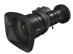 The 8K 7x10.7 KAS S from Canon. (Source: Canon)