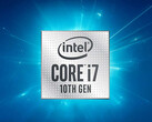 Comet Lake-S is part of Intel's 10th Gen series. (Image source: Intel)