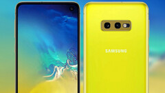 The Samsung Galaxy S10e also introduces this color to the flagship line. (Source: Samsung)