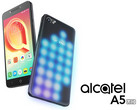 Alcatel A5 LED interactive LED-covered Android smartphone