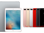 Apple devices, iPad tablets included, iPad Pro 2 coming March 2017