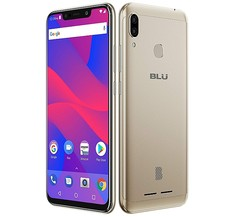 BLU Vivo XL4 Android smartphone with MediaTek Helio P22 and dual camera setup (Source: Amazon)