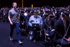 In-house Facebook chips could be used in future Oculus Go headsets that currently use a Qualcomm SoC. (Source: ABC)