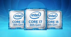 The Intel Core Whiskey Lake family could be welcoming new additions soon. (Source: Best Buy)