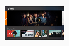 The Apple TV app is now rolling out to the latest Android TVs from Sony. (Source: Apple)