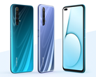 The Realme X50 is 5G capable and has a 120 Hz display. (Image source: Realme)