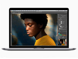 Apple MacBook Pro 13 2019 with Intel Ice Lake SoC