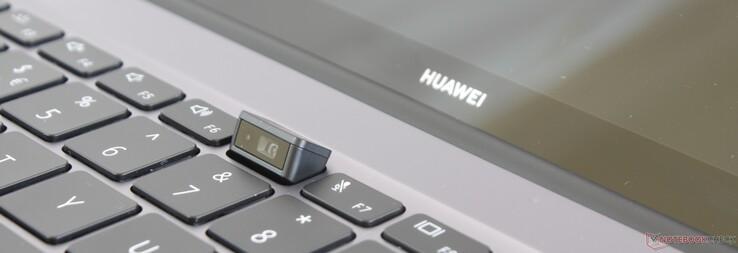 华为MateBook 14(i7-8565U,GeForce MX250)评测