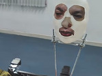 The mask that turned Face ID into Farce ID (Source: Bkav Corp on YouTube)