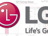 LG Q1 2017 revenue up 9.7 percent from a year earlier