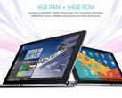 Teclast Tbook 11 Android/Windows convertible with Intel Atom x5 processor
