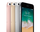 No spiritual successor to the iPhone SE this quarter, folks. (Image source: Apple)