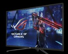 The Asus ROG Strix XG43UQ is a 43-inch 4K 144 Hz display with two HDMI 2.1 ports. All images via Asus