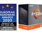 AMD scores big at the 2020 EHA Awards. (Source: EHA)