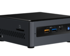NUC Kits based on the new Intel 'Gemini Lake' CPUs are now available. (Source: Intel)
