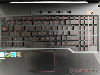 Asus FX503VM (7700HQ, GTX 1060, FHD) Laptop Review