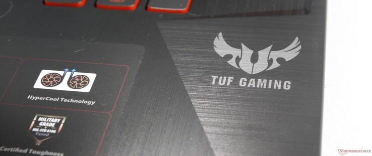 Asus TUF FX505DY (Ryzen 5 3550H, Radeon RX 560X) Laptop