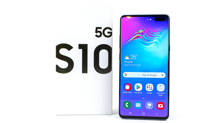 Samsung Galaxy S10 5G Smartphone Review: A turbocharged S10