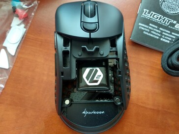 Sharkoon Light² 200 ultra light gaming mouse - Open top
