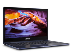The Zenbook 13 UX331UN is only 0.5-inch thick and weighs 2.5 lbs. (Source: Asus)