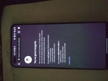OnePlus Nord. (Image source: OnePlus forum/Shravanplr95)
