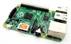 Tools available: Windows 10 runs on the Raspberry Pi 4, huge progress made with the Pi 3. (Image source: Symbolbild)