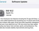 Apple iOS 10.2 update is now available, iOS 10.2 new features