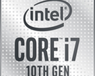 Further Core i7-10875H laptop models may see price cuts soon (Image source: Intel)