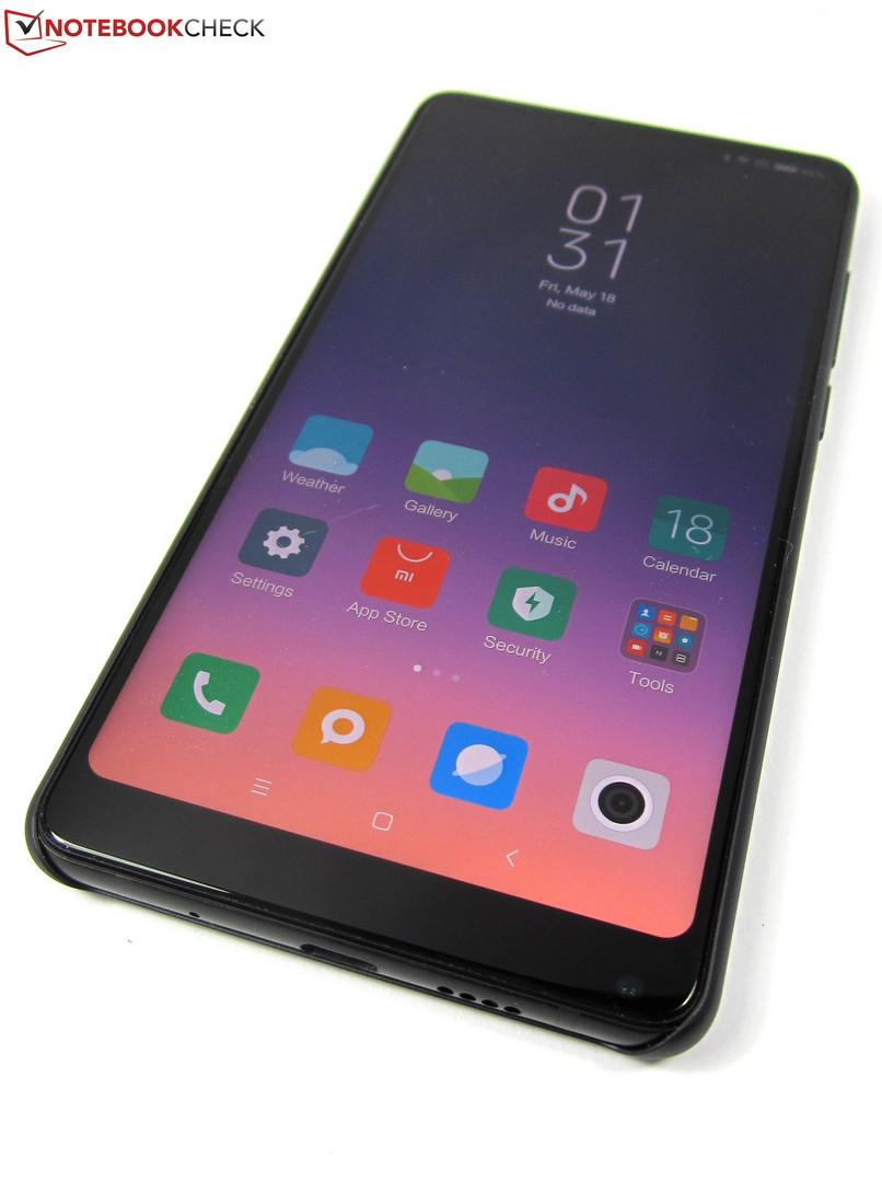 Xiaomi Mi Mix 2s Smartphone Review Reviews