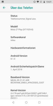 Motorola Moto Z3 Play Smartphone Review - NotebookCheck net Reviews