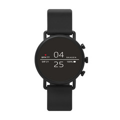 The Skagen Flaster 2 Wear OS powered smartwatch. (Source: Skagen)