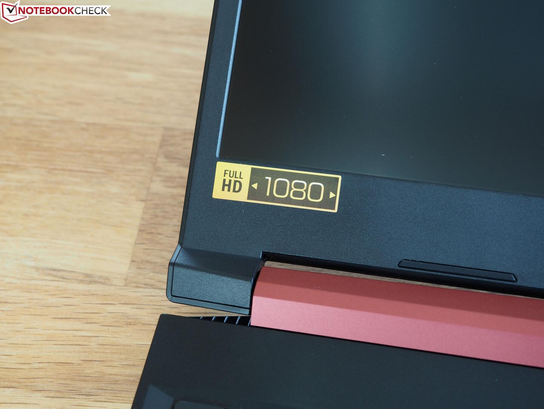 Acer Nitro 5 (Core i5-9300H, GeForce GTX 1650) Laptop Review