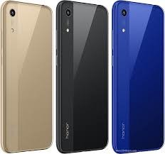 Some of the Honor Play 8A's color SKUs. (Source: Honor)