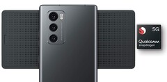 The LG Wing 5G. (Source: Amazon)