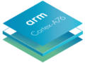 The new Cortex-A76 is supposed to bring laptop-like performance to handheld devices. (Source: Anandtech)