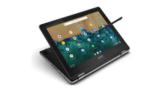 The 12-inch Acer Chromebook Spin 512 comes with an Acer Active Pen. (Source: Acer)