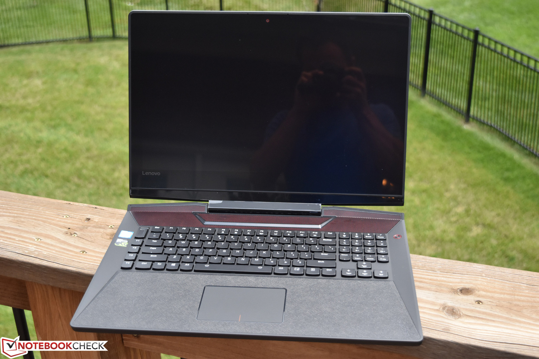 Lenovo has no plans for a Legion Y920 successor for now