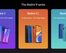The Redmi 9, Redmi 9A, Redmi 9C are now officially available in Europe