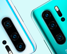 At the heart of the Huawei P30 Pro's Leica-branded camera system lies four Sony CMOS sensors. (Source: Huawei)